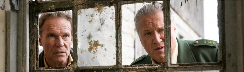 THE WHITE CROW , 2019